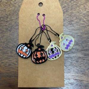 Jack O' Witch Stitch Markers