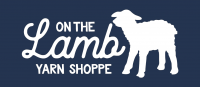 On the Lamb Yarn Shop logo
