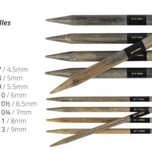 Lykke DPN Driftwood 4.00mm