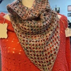 Turnabout Cowl Crochet Class 12/19